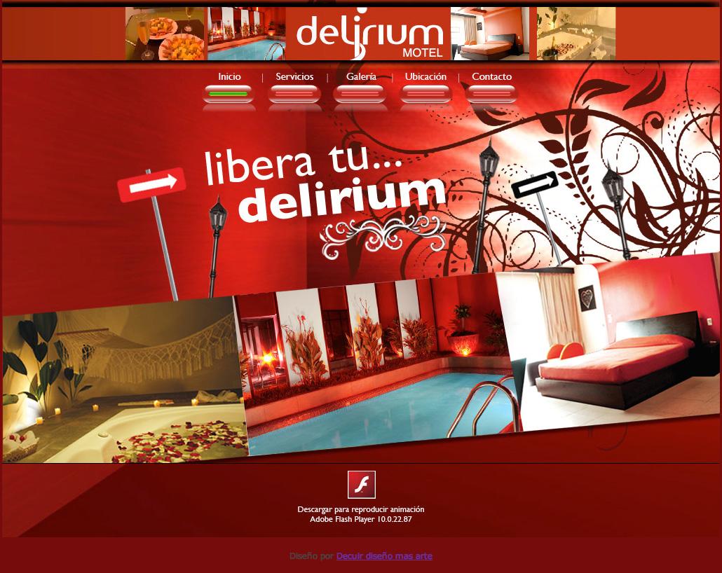 Delirium motel