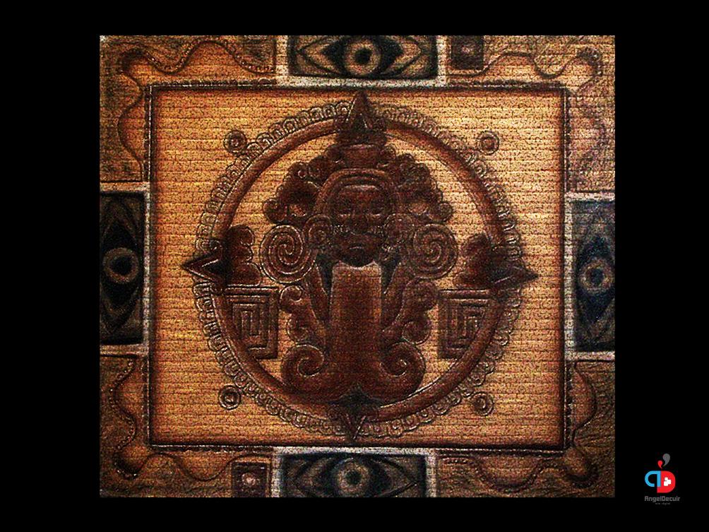 cuadro maya