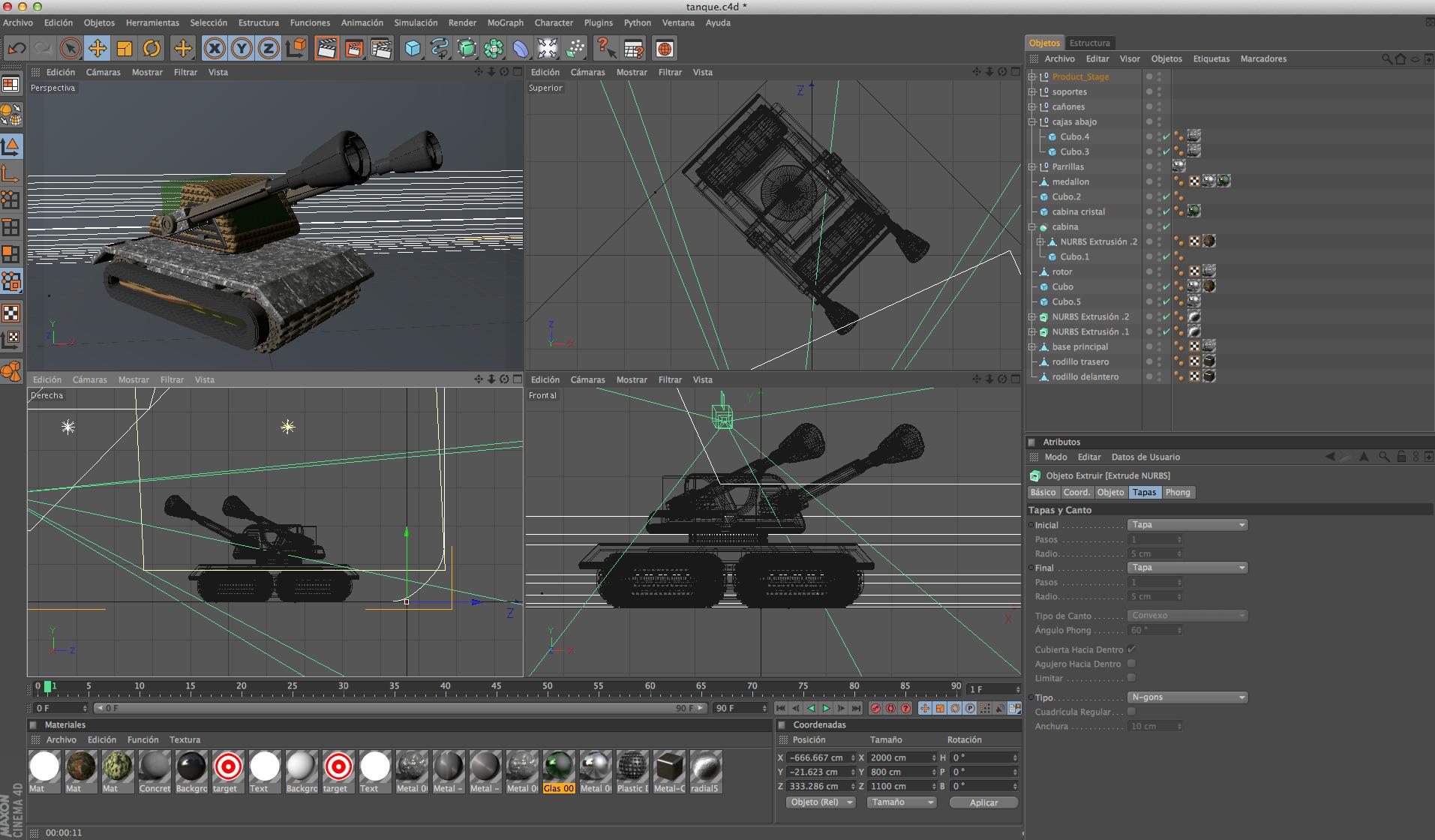 captura tanque 3d