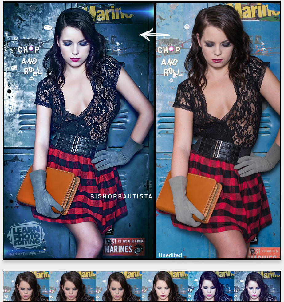 10 HOW TO DO AN EXTREME MAKEOVER DIGITALLY IN PHOTOSHOP