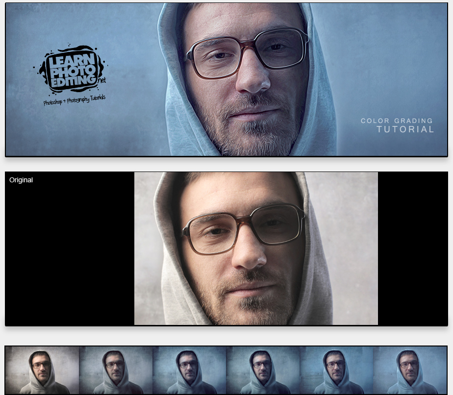 15B HOW TO TRANSFORM YOUR PORTRAITS WITH COLOR GRADING