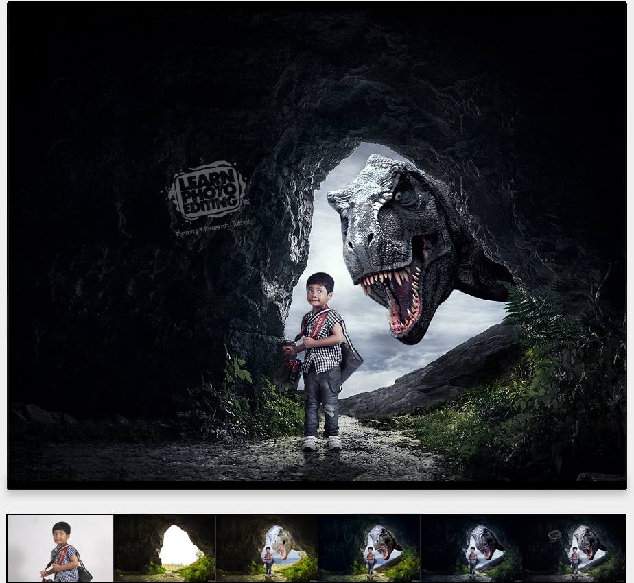 8 HOW TO CREATE A FANTASY ENVIRONMENT WITH PHOTOMANIPULATION