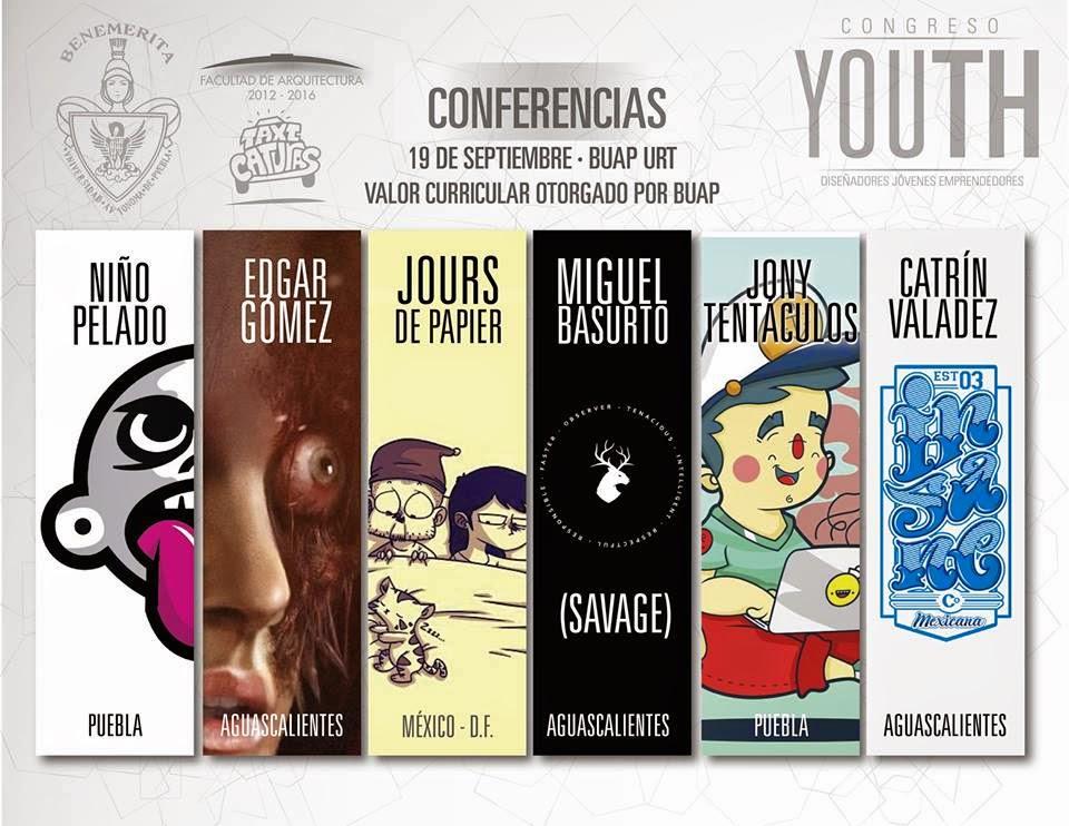youth 2014 conferencias