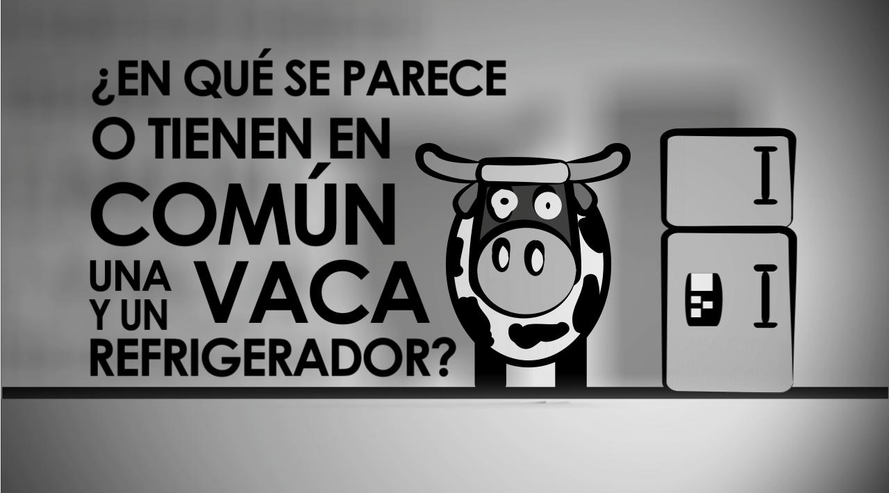 Vaca_Refrigerador
