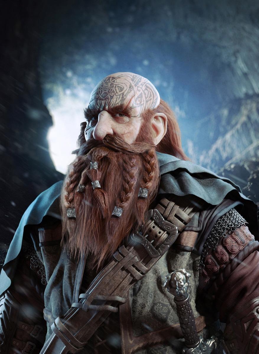 Dwarf-por-Jorge-PepeLife