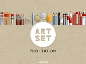 Art Set - Pro Edition