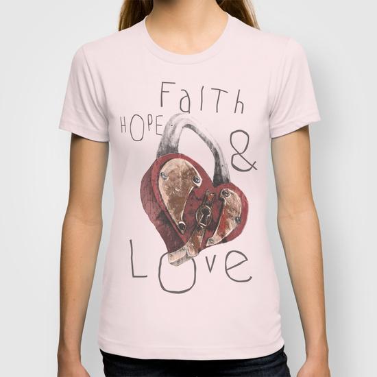 Heart - faith hope and love