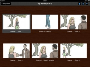 Storyboards my movie