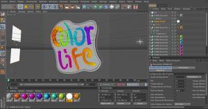 Color life 3D