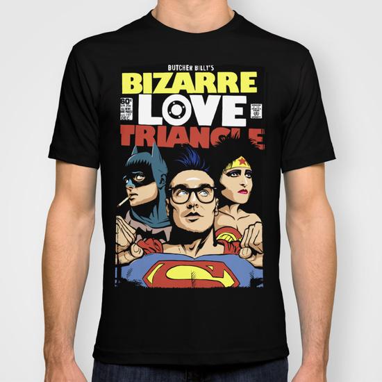 Bizarre Love Triangle- The Post-Punk Edition