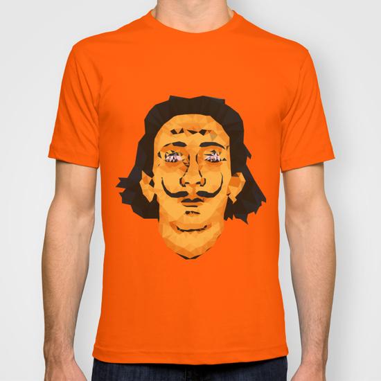 T-Shirt-Dali
