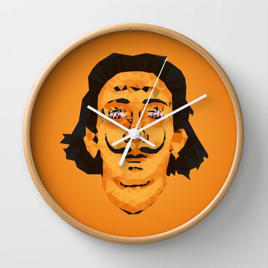 clock-Dali