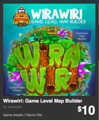 Wirawiri- Game Level Map Builder
