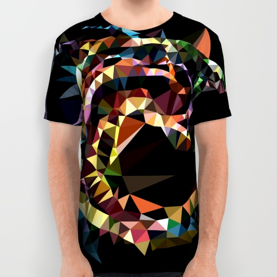 unicorn-fish-low-poly-all-over-print-shirts