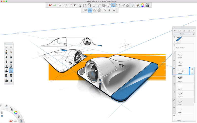 Autodesk SketchBook-