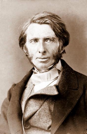 John Ruskin photo