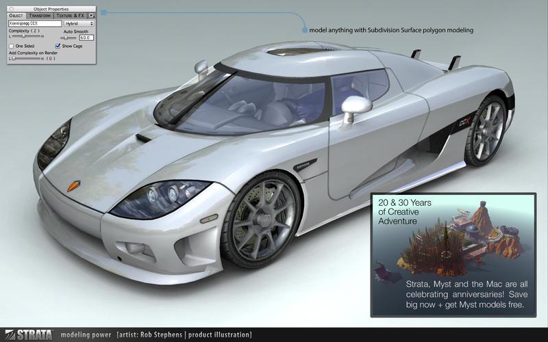 Strata Design 3D CXi_