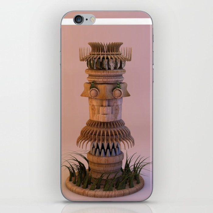animal-tiki-3d-phone-skins