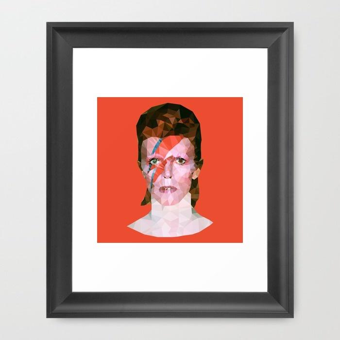 chamaleon-bowie-framed-prints