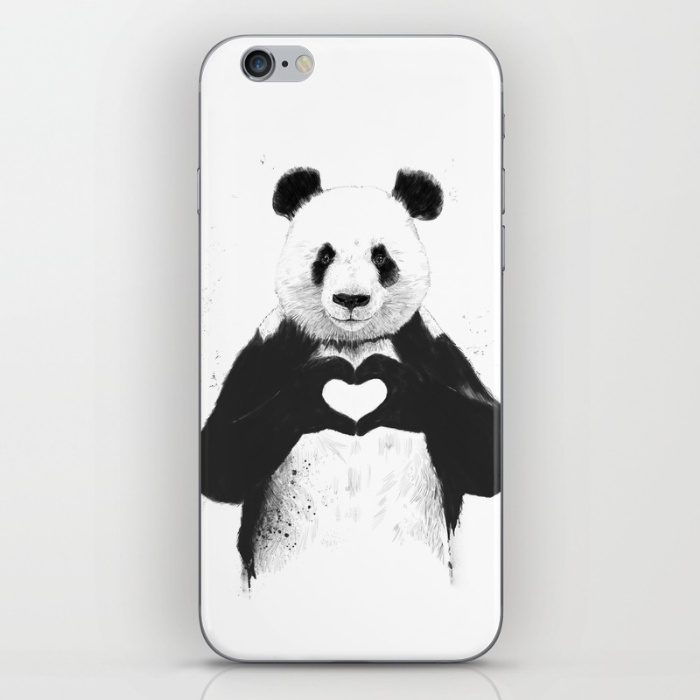 9- all-you-need-is-love-qq5-phone-skins