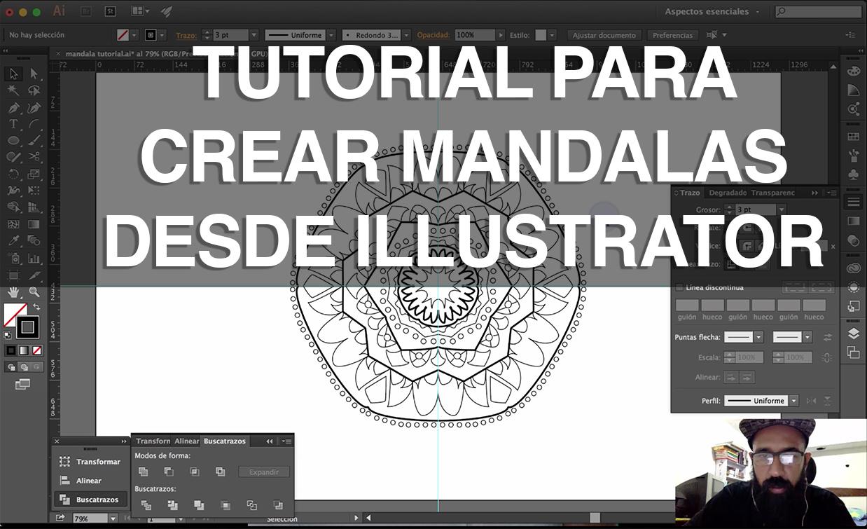 CAP mandalas illustrator
