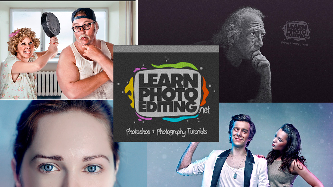 Learn Photo Editing - Photoshop Course