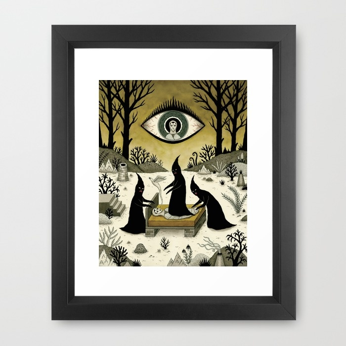 14-three-shadow-people-terrify-a-victim-during-an-episode-of-sleep-paralysis-framed-prints
