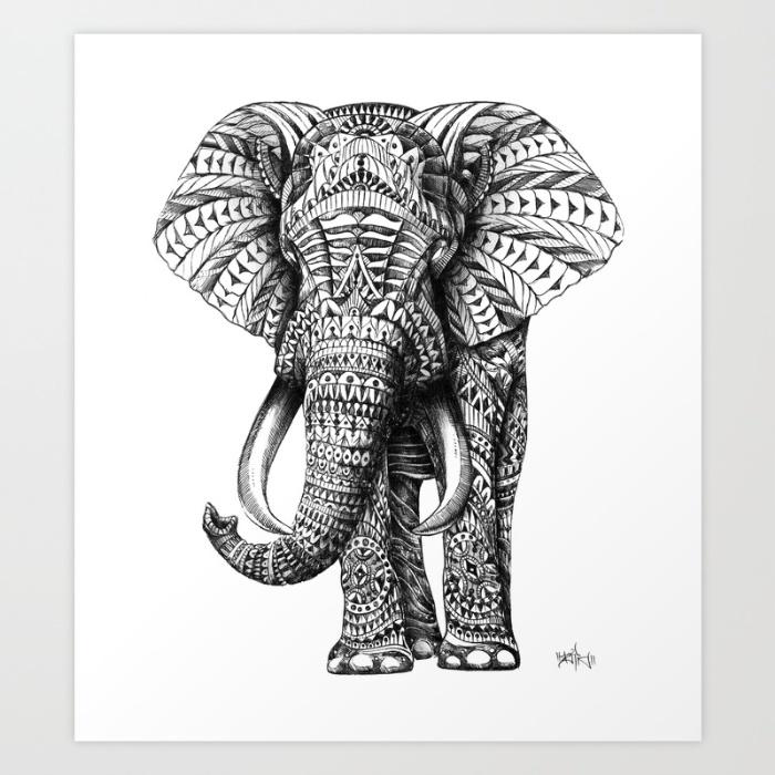 2-ornate-elephant-prints