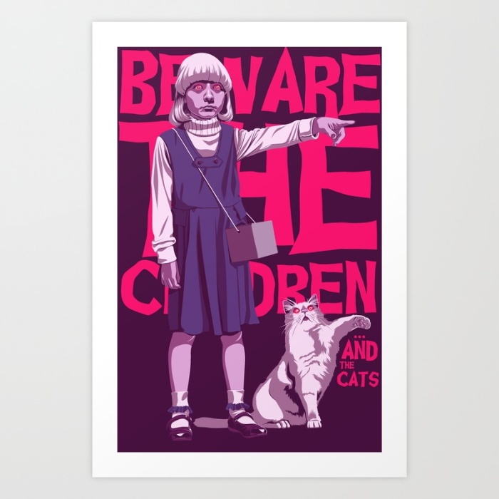 1-beware-the-childrenand-the-cats-prints