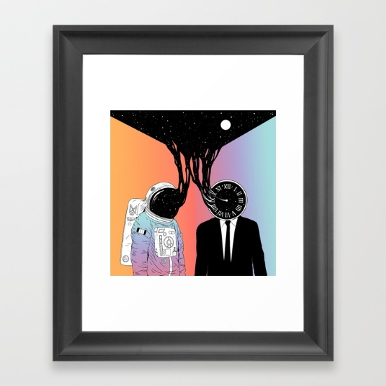 a-portrait-of-space-and-time-a-study-of-existence-a2z-framed-prints