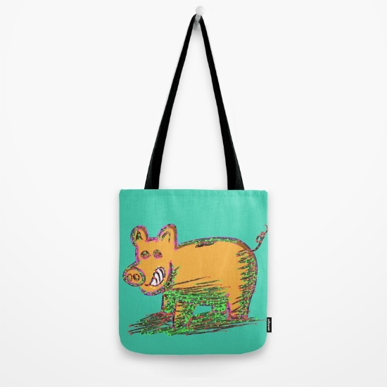 pig-vector-selection-bags