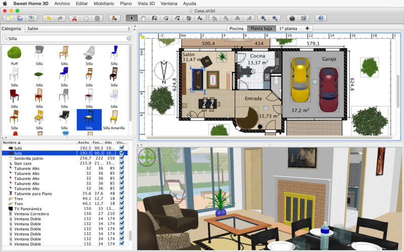 arquitecto-sweet-home-3d