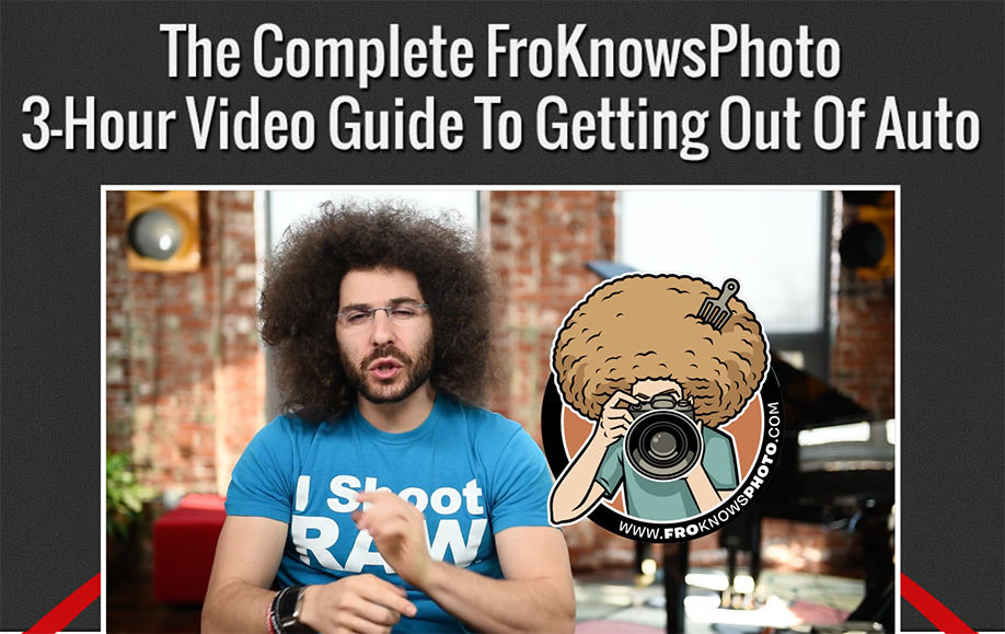 FroKnows #Photo DSLR Guide Are you a beginner photographer?