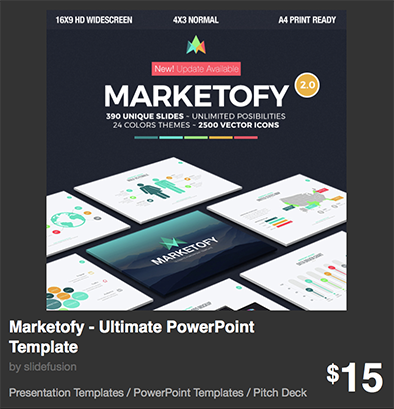 Marketofy - Ultimate PowerPoint Template