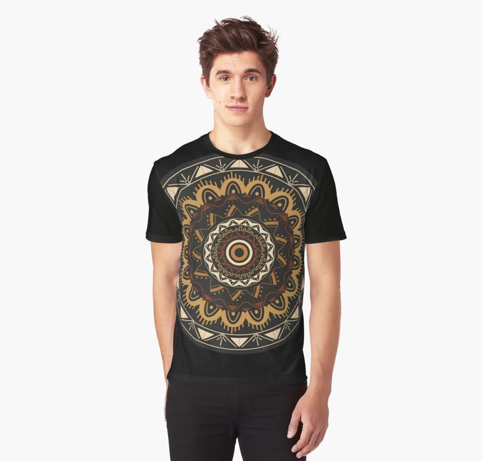Camisetas gráficas