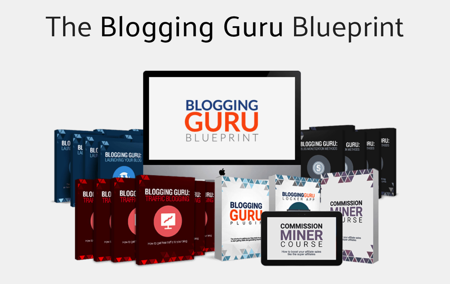 Blogging Guru Blueprint | The Most Powerful Blogging Course