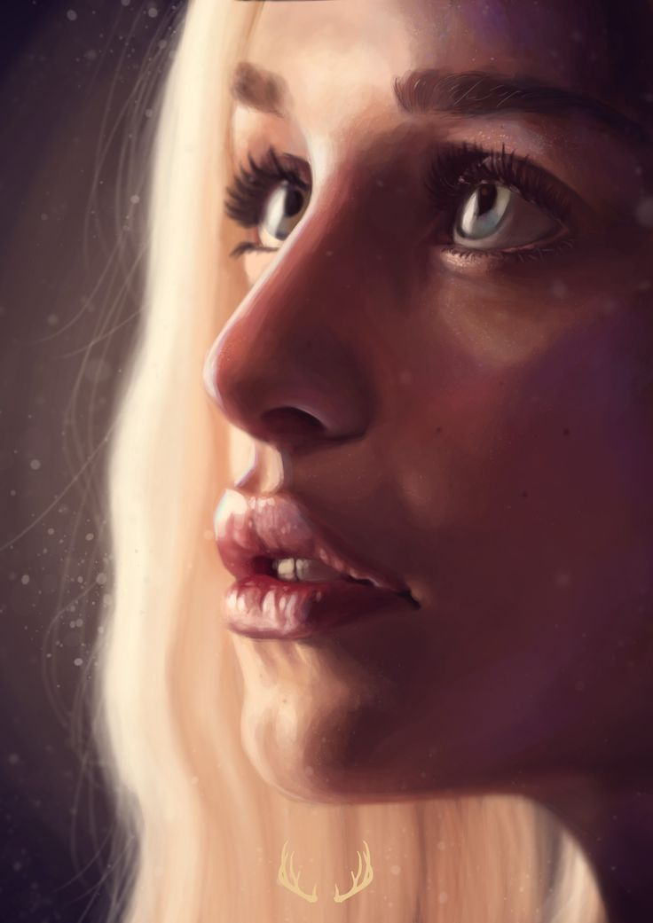 Daenerys - Marta G. Villena