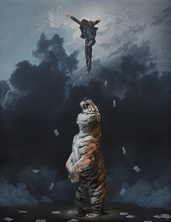 Elevation - Joel Rea