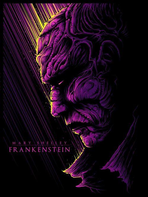 Frankenstein - Dan Mumford