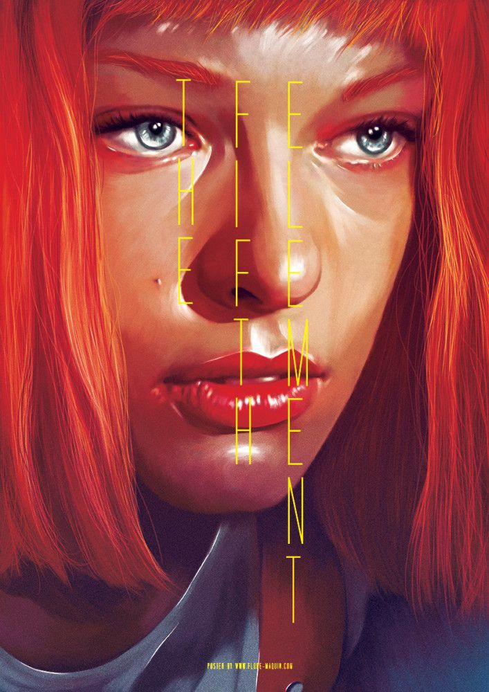 The Fifth Element by Flore Maquin