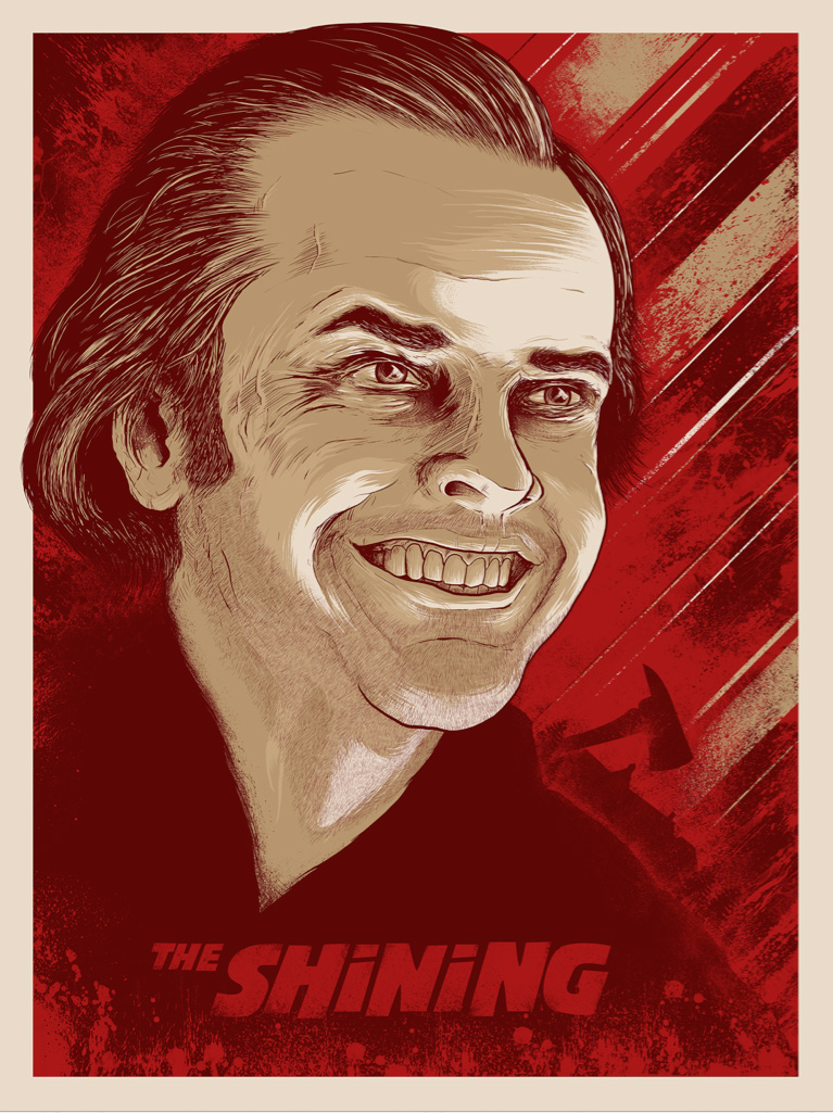 The Shining Print Submitted - Matthew Johnson