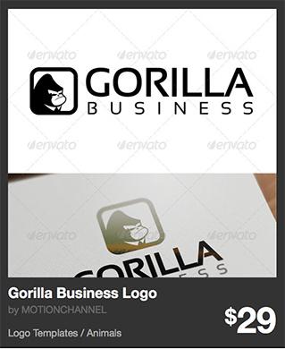 Gorilla Business Logo