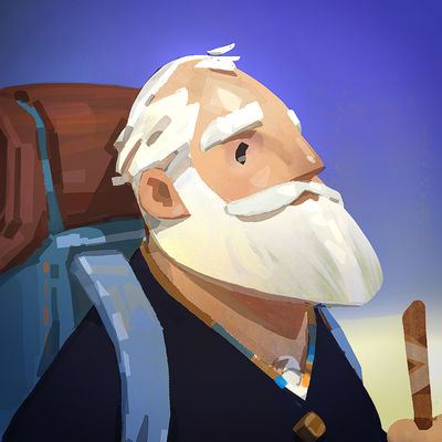 Old Man's Journey en App Store