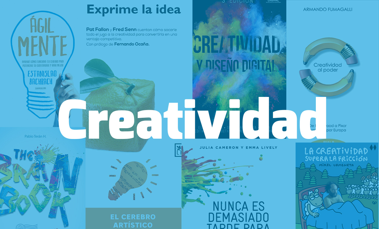libros para ser más creativos