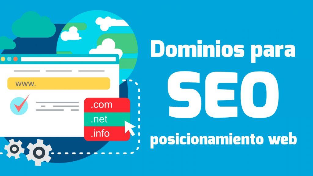 los mejores dominios para SEO