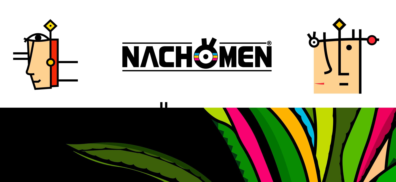 NACHOMEN -Artista gráfico