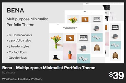 Portfolio Theme by sintaxa | ThemeForest