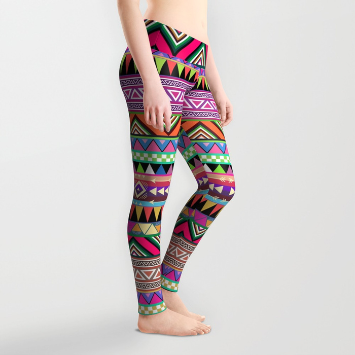 OVERDOSE Leggings by Bianca Green | Society6