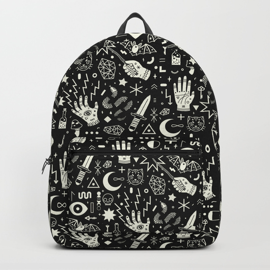 Witchcraft Backpack by LordofMasks | Society6
