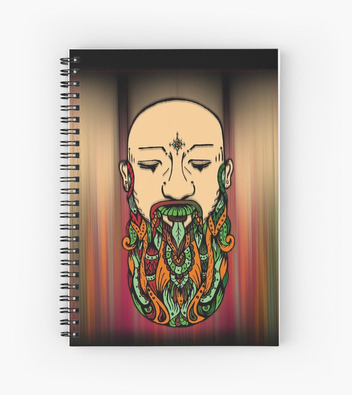 Cuadernos de espiral - Redbubble